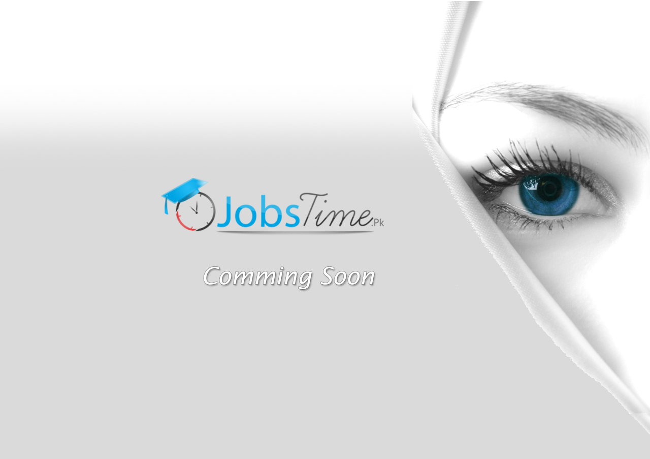 Jobs Time Coming Soon